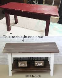 laminate table top refinishing painted laminate dresser makeover homemade chalk paint simply