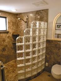 Showers Without Glass Doors Walk In Shower Without Door Designs Decorating Pinterest