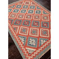 Ottoman Red by Jaipur Anatolia Ottoman Red Blue At01 Area Rug Free Shipping