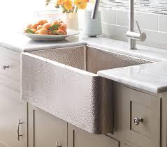 kitchen sinks with backsplash other kitchen exciting tile backsplash and copper apron front