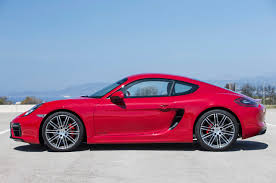 red porsche boxster 2015 upcoming boxster and cayman will be launched under a new name