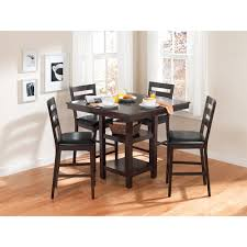 Better Homes And Gardens Dining Room Furniture Better Homes And Gardens 5 Piece Counter Height Dining Set