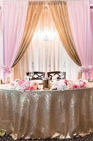 wedding backdrop gold 33 best wedding sweetheart table images on