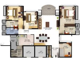 colored house floor plans alovejourney me