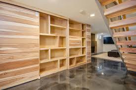 captivating wall ideas for basement solving basement design