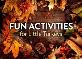 thanksgiving printables and activities brightly