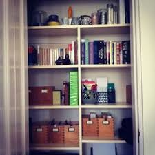 Cute Bookshelves by How To Turn A Closet Into Built In Bookshelves Diy Ideas