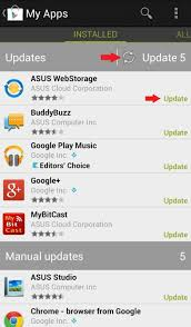 how to update apps android how to update apps on android to get out of prehistoric times