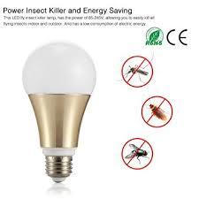 bug repellent light bulbs lemonbest mosquitoes repellent light bulb bug zapper lights 9w led