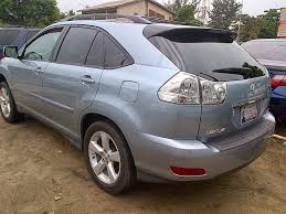 lexus rx330 nigeria price extremely clean tokunbo 2005 model lexus rx 330 for sale in lagos
