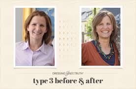 carol tuttle type 3 hairstyles dressing your truth makeover from germany the carol blog type