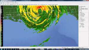Weather Radar Map United States by Hurricane Katrina Radar Loop 2005 Youtube