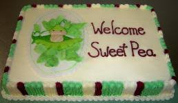 Tasty Layers Baby Shower Gender Reveal Cakes Michigan Flint Burton