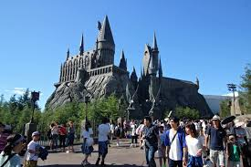 Harry Potter Adventure Map Theme Park Guide The Wizarding World Of Harry Potter In Osaka Japan