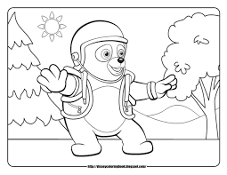 special agent oso 2 free disney coloring sheets learn to coloring