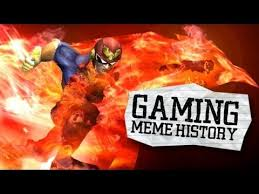Falcon Punch Meme - falcon punch gaming meme history youtube