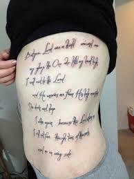 22 script fonts tattoos ideas designemerald