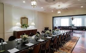the nomad hotel caroline room reception 50 boardroom 20