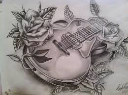 guitar n u0027 roses by xxxxnightshadexxxx on deviantart