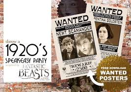 literature themes in the 1920s how to throw the ultimate fantastic beasts and where to find them