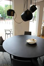 Dining Lamps Hanging Lamps Aim Black By Flos Table Tobi Ishi And Vol Au Vent
