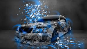 jdm sticker wallpaper toyota celsior jdm style domo kun toy car 2014 el tony