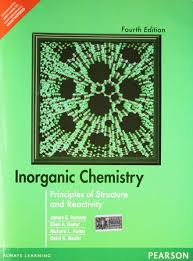 inorganic chemistry principles of structure and reactivity 4e