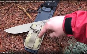 review everyday tacticalvids reviews the esee junglas survival review everyday tacticalvids reviews the esee junglas survival kit from sol knife newsroom