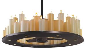 Ceiling Fans For Kitchens With Light Chandeliers Design Magnificent Ceiling Fan With Candles Candle
