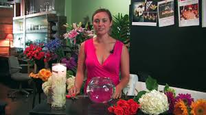 How To Make Flower Arra Wedding Floral Arrangements How To Make A Round Floral