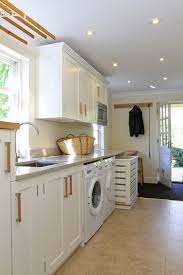 Laundry Room Cart - laundry cart on wheels home office contemporary with arched roof