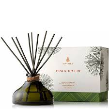 thymes candles thymes frasier fir reed diffuser maggies
