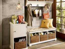 touch entrance way tables tags how to build a mudroom bench with