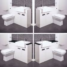 Small Basins For Bathrooms Vanity Toilet And Sink Units 1150mm Toilet And Sink Vanity Unit