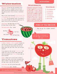 Texas Vegetable Garden Calendar by F U0026n Menu Calendar Templates
