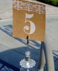 Buffet Sign Holders by Tent Double Sided Chalkboard Vineyard Wedding Table Numbers Scroll