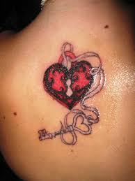 Locket Tattoo Ideas 65 Beautiful Lock U0026 Key Tattoos U2013 Desiznworld