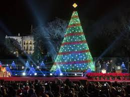 national tree lighting ceremony these celebrities will host 2017 national christmas tree lighting