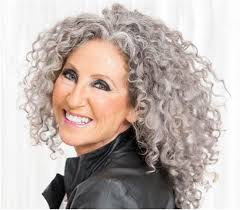 naturally curly gray hair curly girl author lorraine massey provides an empowering guide or