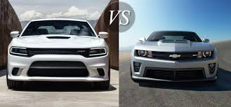 chevy camaro vs dodge charger woody s battle of the brands charger vs camaro