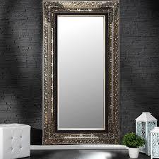 Barock Schlafzimmer Silber Grosser Barock Wandspiegel