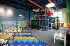 church building spaces that make a great impression for children