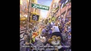 theme song zootopia soundtrack zootopia theme song musique du film zootopie