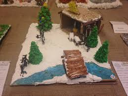 hundreds of gingerbread creations on display at morristown u0027s