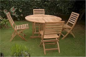 Teakwood Patio Furniture Anderson Teak 5 Piece Round Table Teak Patio Dining Set