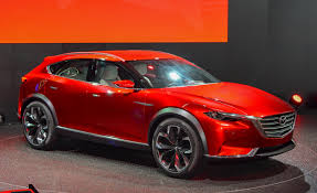mazda car and driver mazda koeru crossover concept revealed u2013 news u2013 car and driver