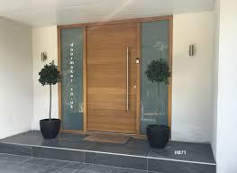 contemporary front doors contemporary front door hb71 bespoke doors and windows
