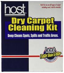 Where To Buy Upholstery Cleaner Amazon Com Host C12100 Dry Carpet Cleaning Kit Home U0026 Kitchen