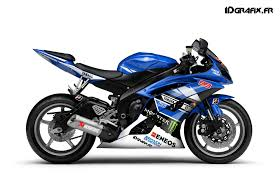 perso car kit deco perso for yamaha r6 race replica idgrafix