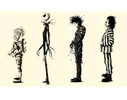 tim burton designs design tim burton by cottonvalent on